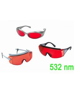 Laser Protective Eyewear for Visible (green)