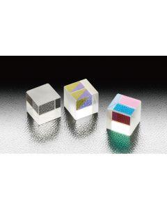 Non-polarizing Cube Half Mirrors