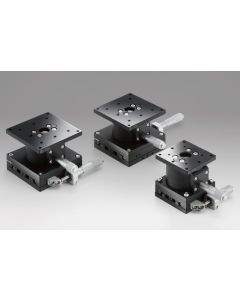 Horizontal Surface EXC™ Steel Stages - Centered Micrometer