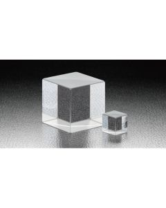 Chromium Cube Half Mirrors
