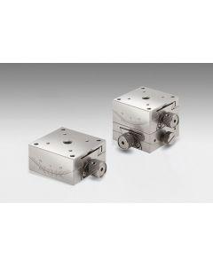 1-Axis Stainless Steel Goniometers