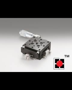1-Axis, Steel EXC™ Precision-Bearing Micrometer Goniometers