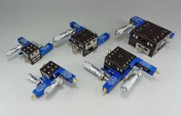 Piezo-Assist XY-Axis Stages