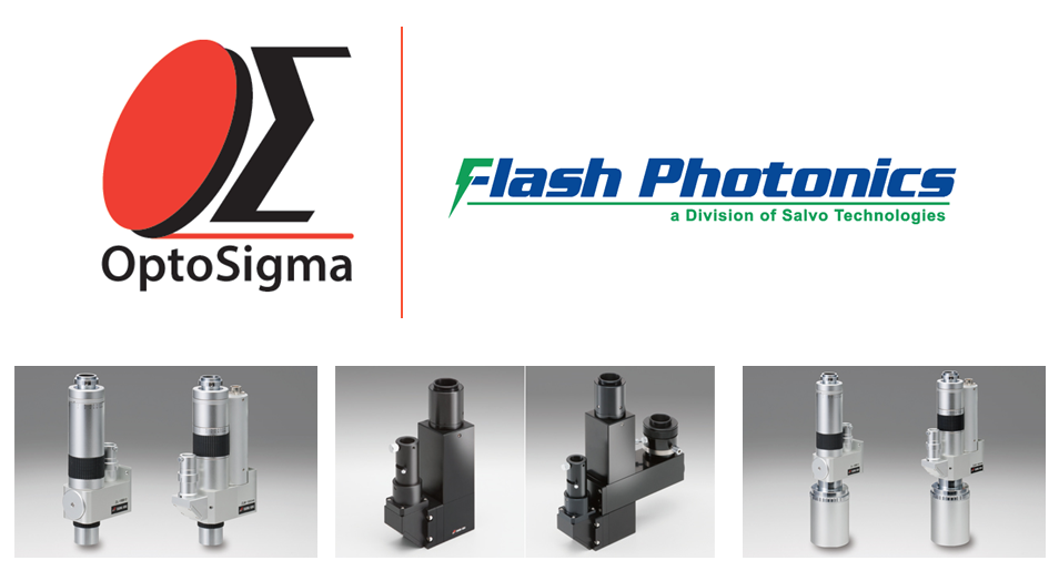 OptoSigma and Flash Photonics Enter into a New Partnership