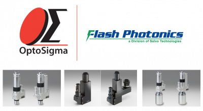 OptoSigma and Flash Photonics Enter into a New Partnership